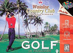 Waialae Country Club N64 Used Cartridge Only
