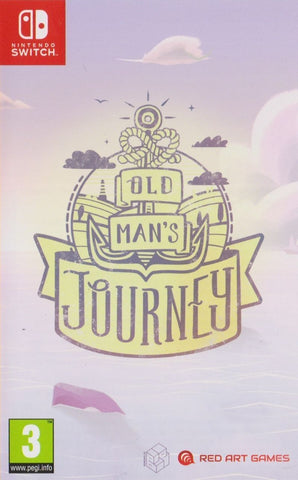Old Mans Journey Import Switch New
