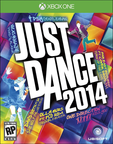 Just Dance 2014 Kinect Required Xbox One Used
