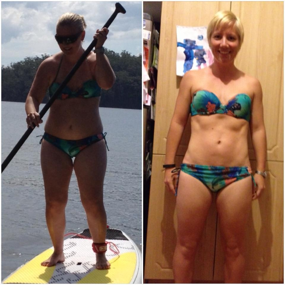 Image of Bodyrock blog article - BodyRockers - Amazing Before & Afters
