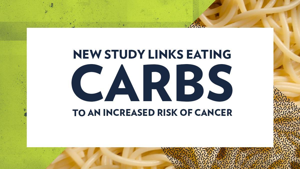 Image of Bodyrock blog article - New Study Links Eating Carbs To An Increased Risk Of Cancer
