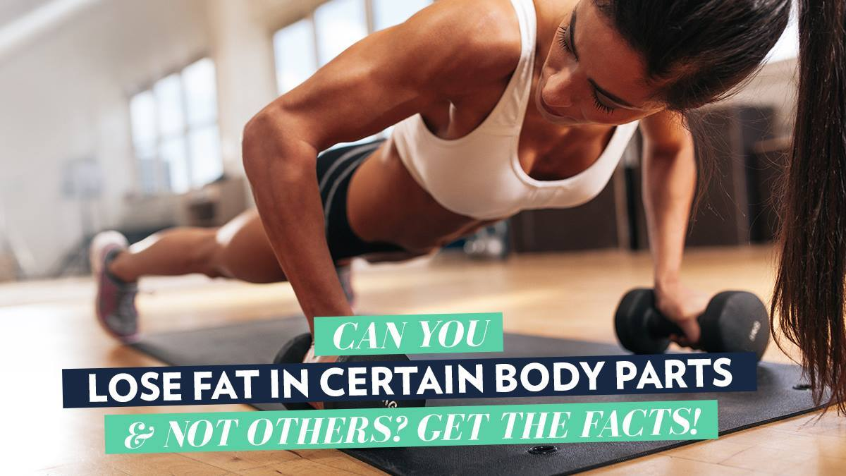 Image of Bodyrock blog article - Can You Lose Fat In Certain Body Parts And Not Others? Get The Facts!