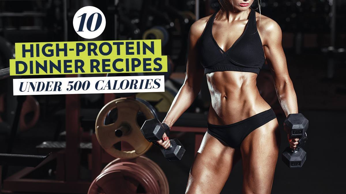 Image of Bodyrock blog article - 10 High-Protein Dinner Recipes Under 500 Calories