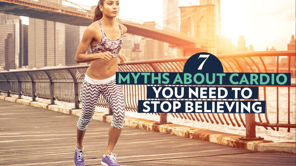 Image of Bodyrock blog article - 7 Myths About Cardio You Need To Stop Believing
