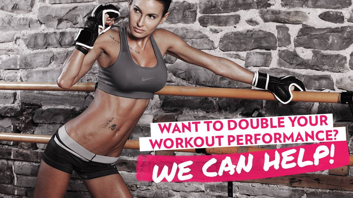 Image of Bodyrock blog article - Want To Double Your Workout Performance? We Can Help!