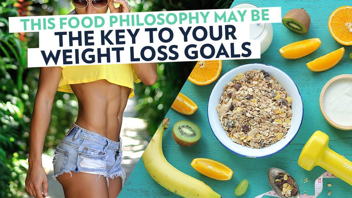 Image of Bodyrock blog article - This Food Philosophy May Be The Key To Your Weight Loss Goals