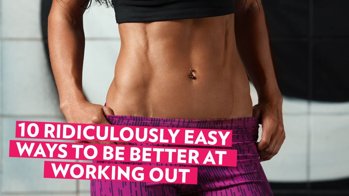 Image of Bodyrock blog article - 10 Ridiculously Easy Ways To Be Better At Working Out