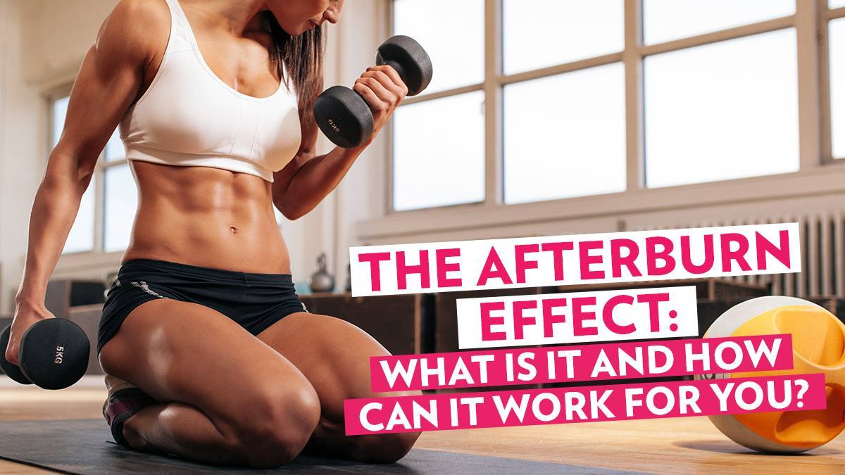 Image of Bodyrock blog article - The Afterburn Effect: What Is It And How Can It Work For You?