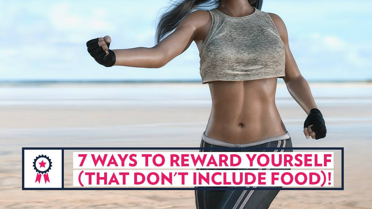 Image of Bodyrock blog article - 7 Ways To Reward Yourself (That Don't Include Food)!