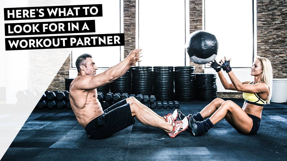 Image of Bodyrock blog article - Here's What To Look For In A Workout Partner