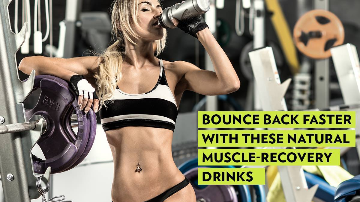 Image of Bodyrock blog article - Bounce Back Faster With These Natural Muscle-Recovery Drinks