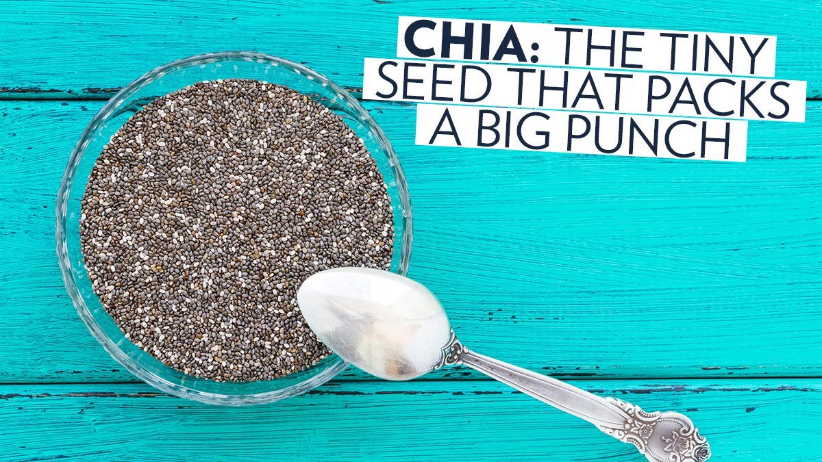 Image of Bodyrock blog article - Chia: The Tiny Seed That Packs A Big Punch