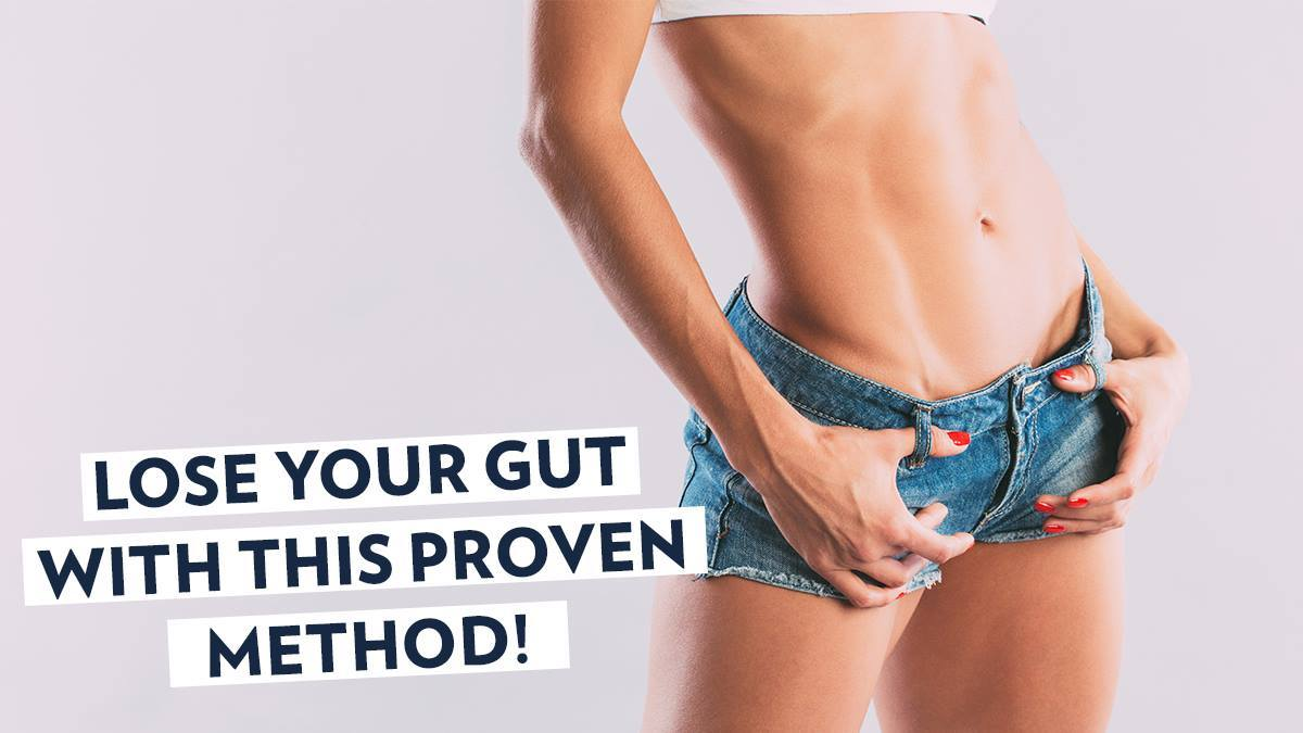 Image of Bodyrock blog article - Lose Your Gut With This Proven Method!