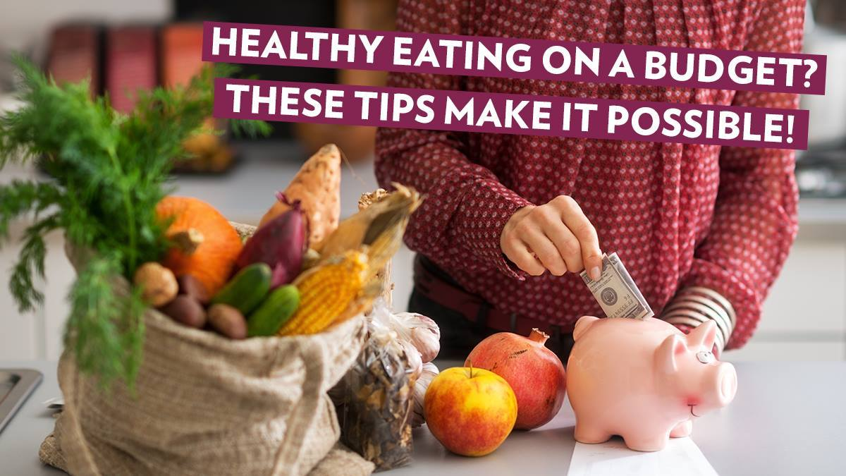 Image of Bodyrock blog article - Healthy Eating On A Budget? These Tips Make It Possible!