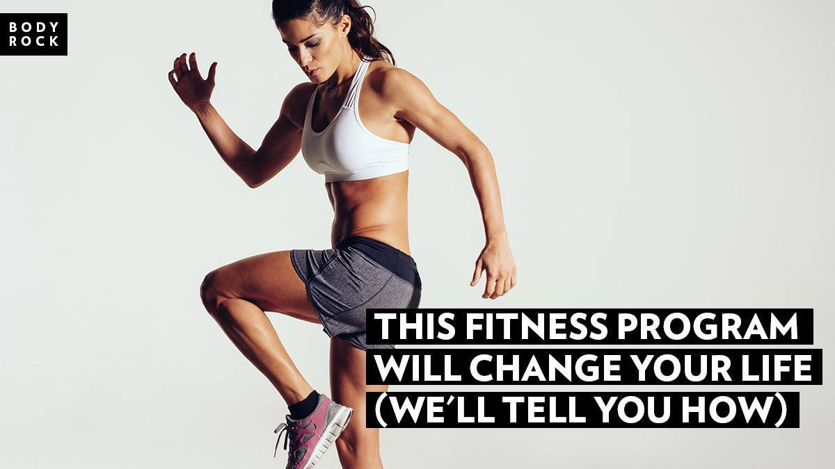 Image of Bodyrock blog article - This Fitness Program Will Change Your Life (We'll Tell You How)