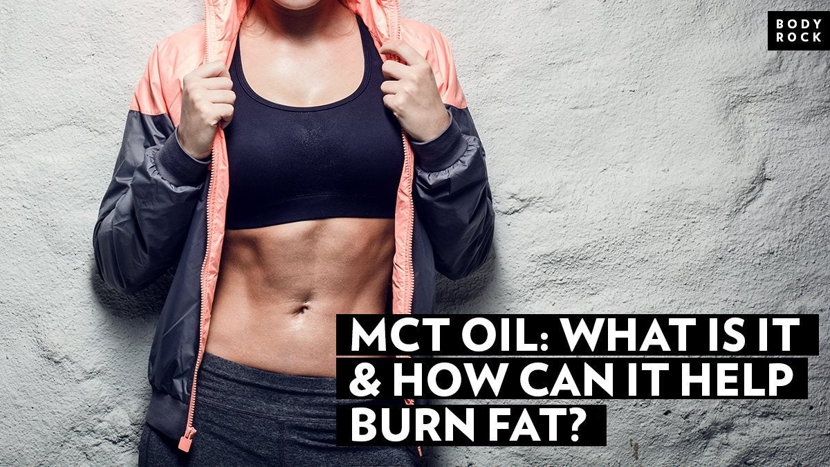 Image of Bodyrock blog article - MCT Oil: What Is It And How Can It Help Burn Fat?