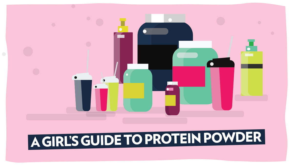 Image of Bodyrock blog article - A Girl's Guide To Protein Powder