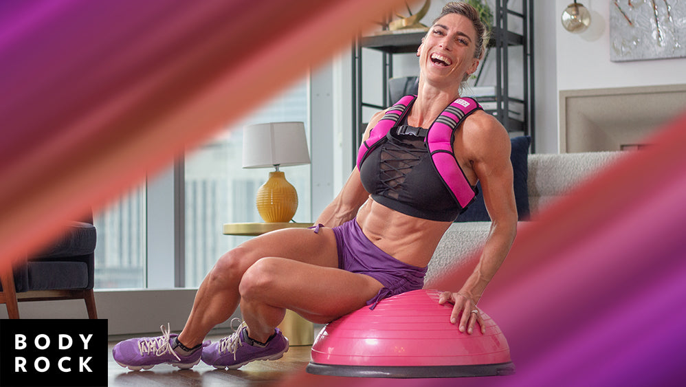 ABS on FIRE: The Best Home Workout for Abs