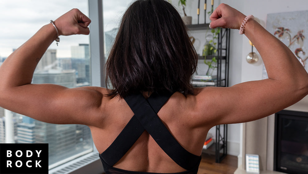 #BackGoals! Add This No-Equipment Back Exercise to Your Next Workout