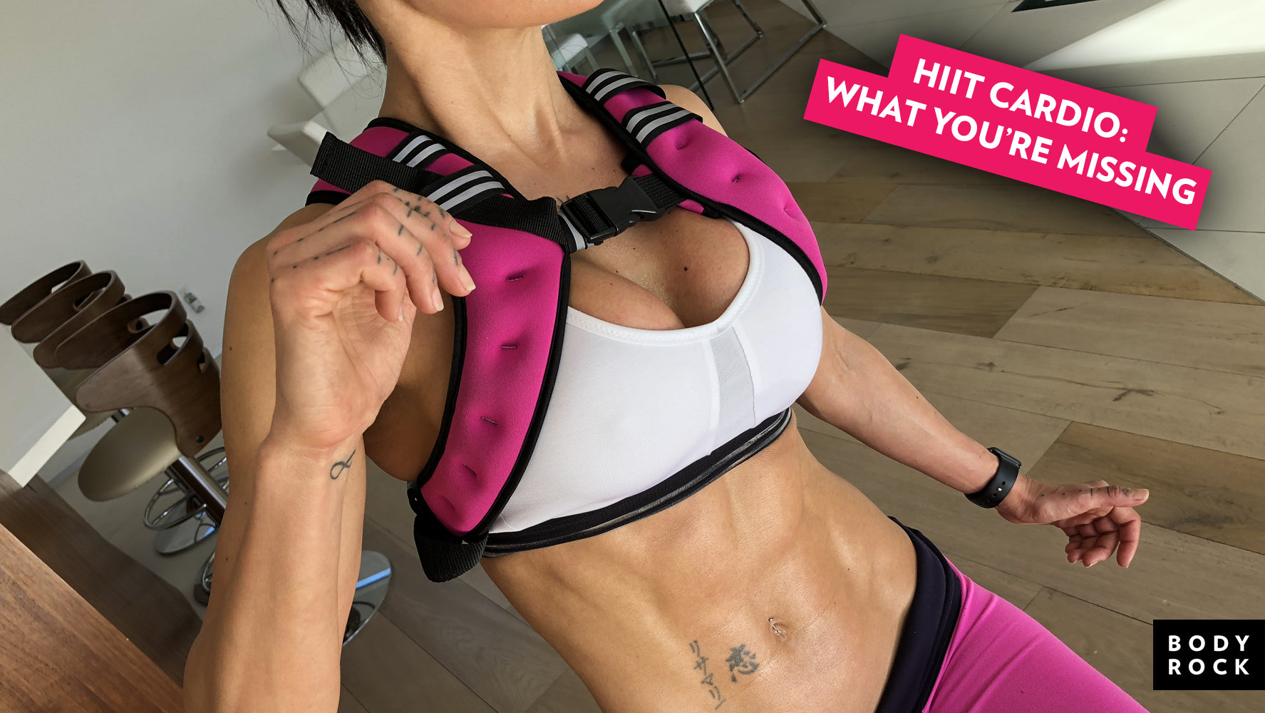 HIIT Cardio: What You're Missing