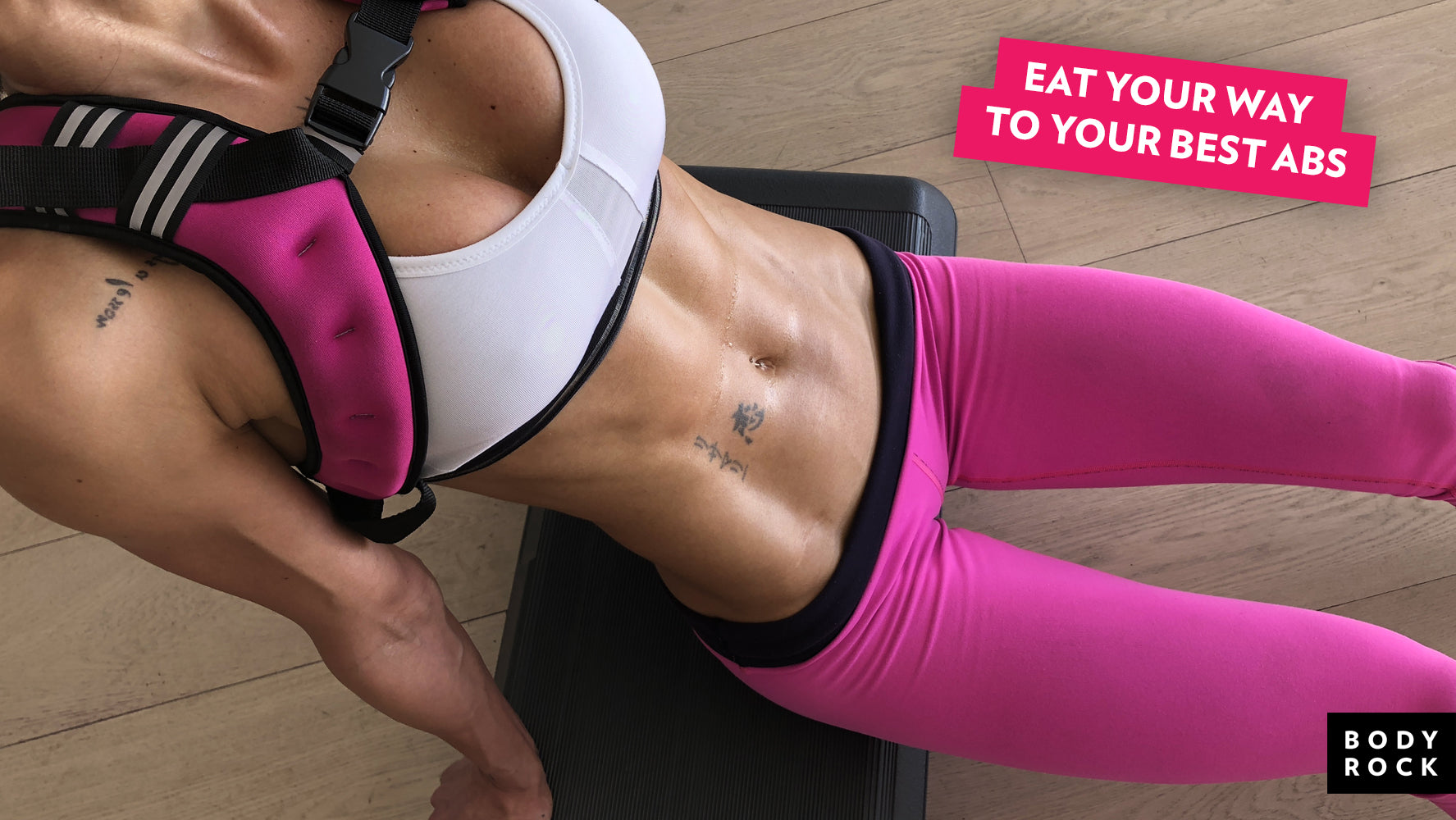 Eat Your Way to Your Best Abs