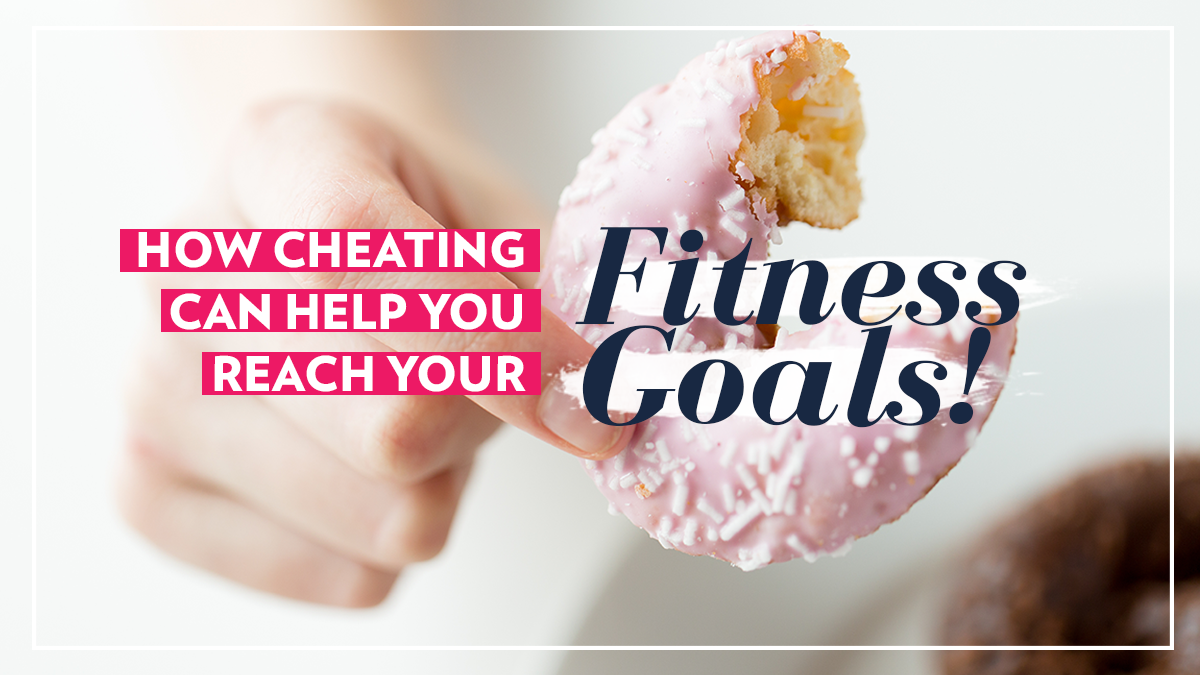 Image of Bodyrock blog article - How Cheating Can Help You Reach Your Fitness Goals!