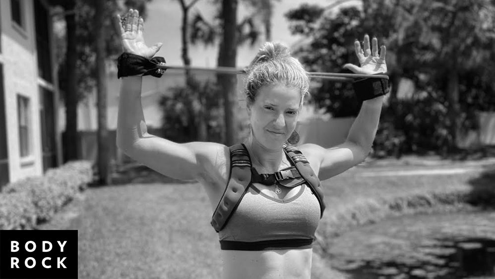 From Homeless to BodyRock Trainer: Erika's Story