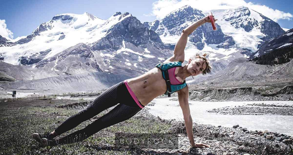 Image of Bodyrock blog article - 5 Exercises To Banish Jiggly Arms!