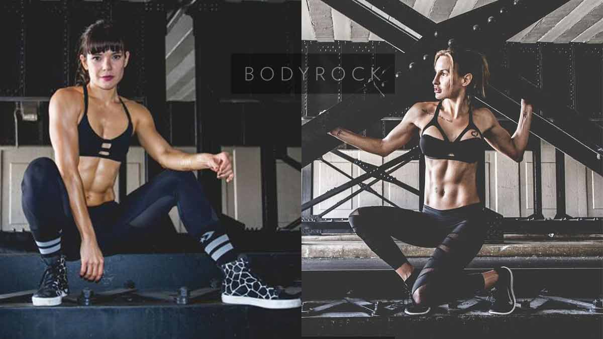 Image of Bodyrock blog article - Killer Calorie Crushing Routine For You And Your Workout Buddy