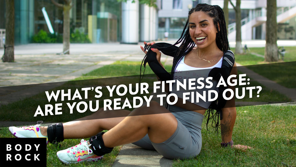 What's Your Fitness Age: Are You Ready to Find Out?