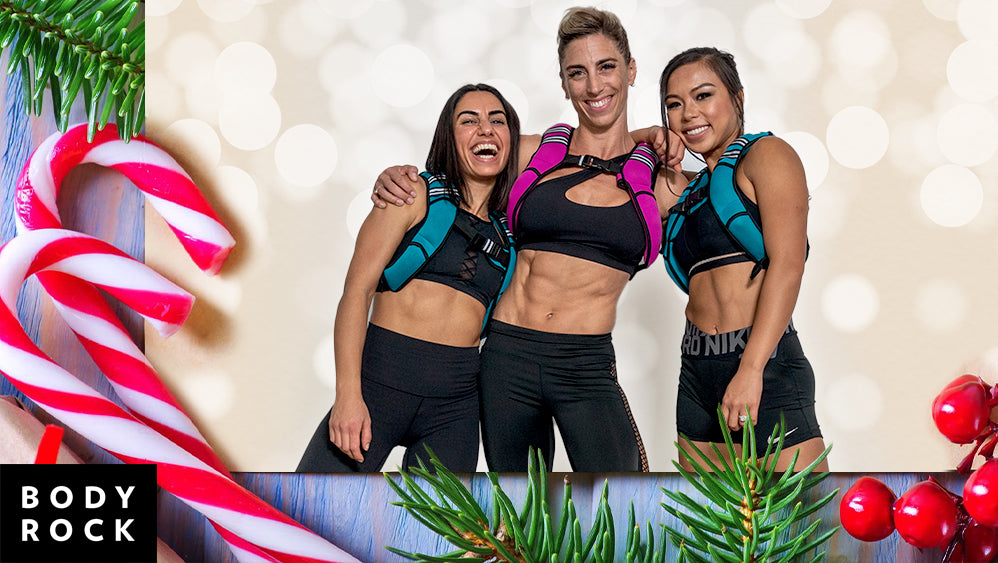 MERRY CHRISTMAS! BodyRock Trainers Share Their FAVOURITE Holiday Traditions