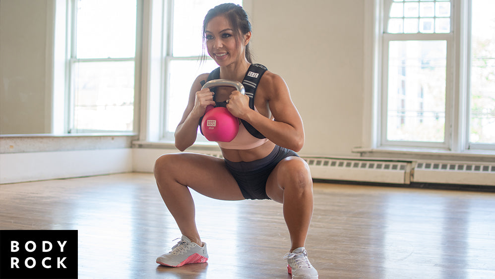 Best Kettle bell Moves