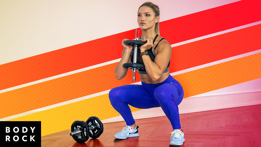 The 4 Best Lower Body Exercises for Fat Loss