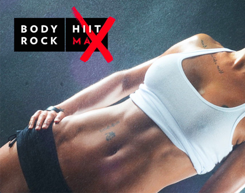 Image of Bodyrock blog article - BodyRock HiitMax | Workout 1 & Prep