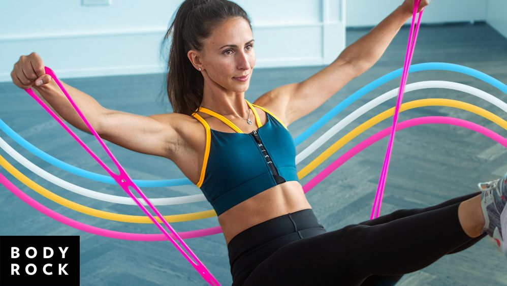 The 29 Best Resistance Band Exercises You Can Do At Home (or Anywhere!)
