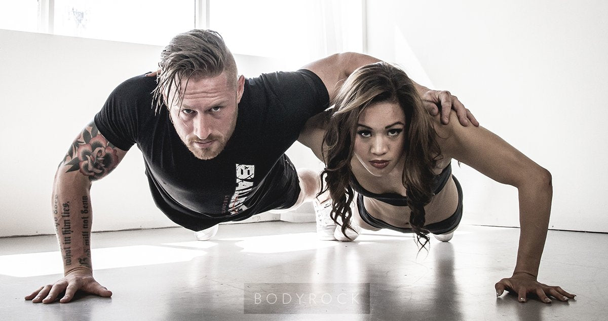 Image of Bodyrock blog article - Is Your Choice Of Partner Making You Fat?