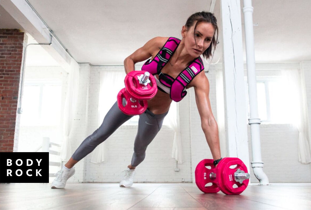 5 Fat Burning Back Exercises You Can Do With Dumbbells