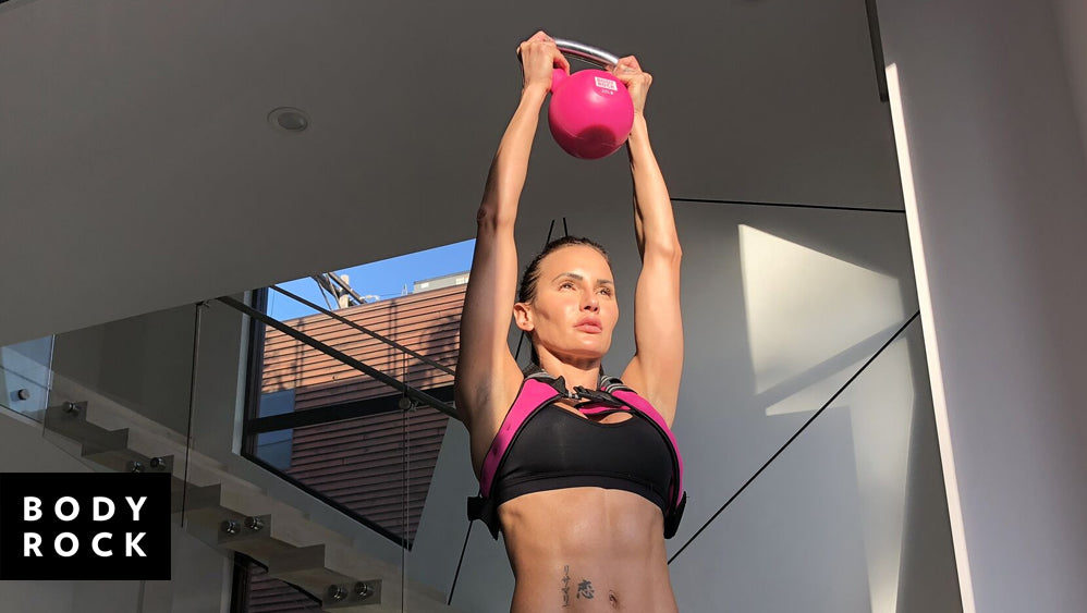 Kettlebell for Core: Try these 3 Tummy Trimming Moves