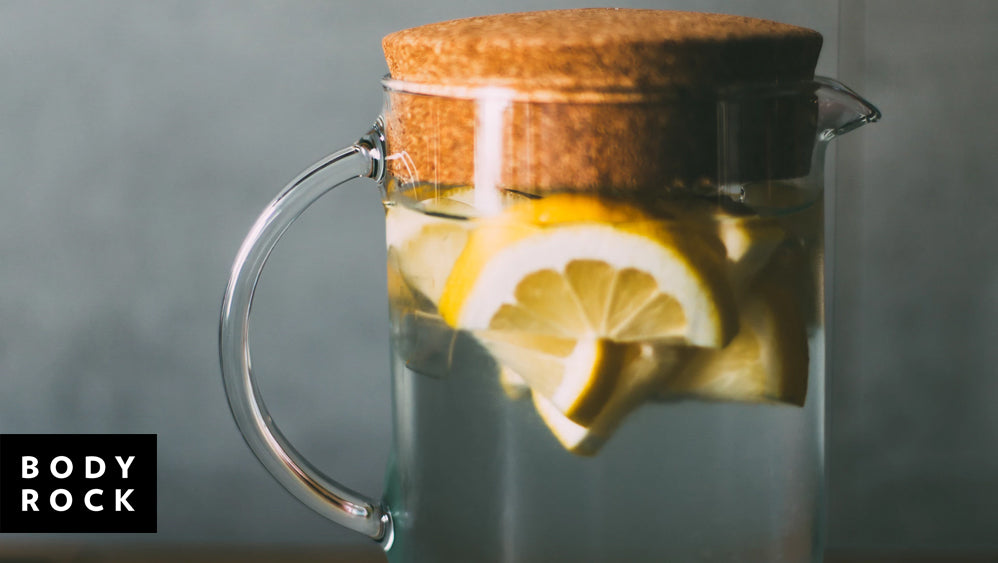 With a Twist: 5 Calorie Free (or Close!) Additions to Water