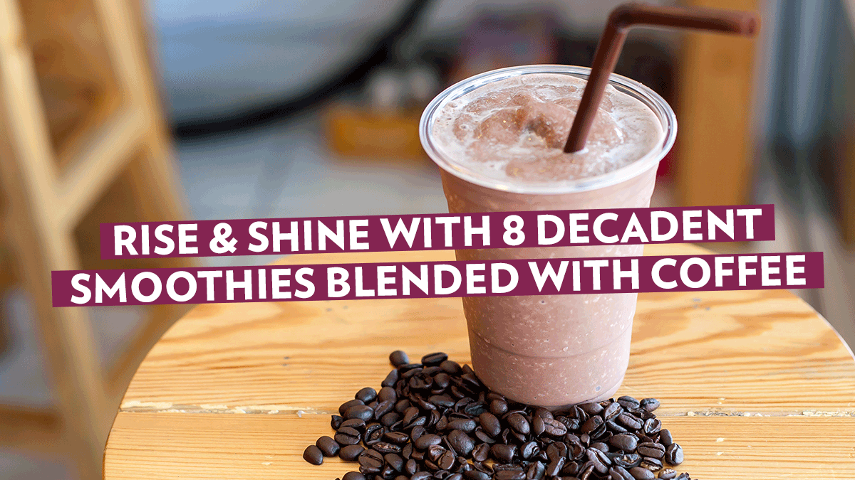 Image of Bodyrock blog article - Rise & Shine With 8 Decadent Smoothies Blended With Coffee