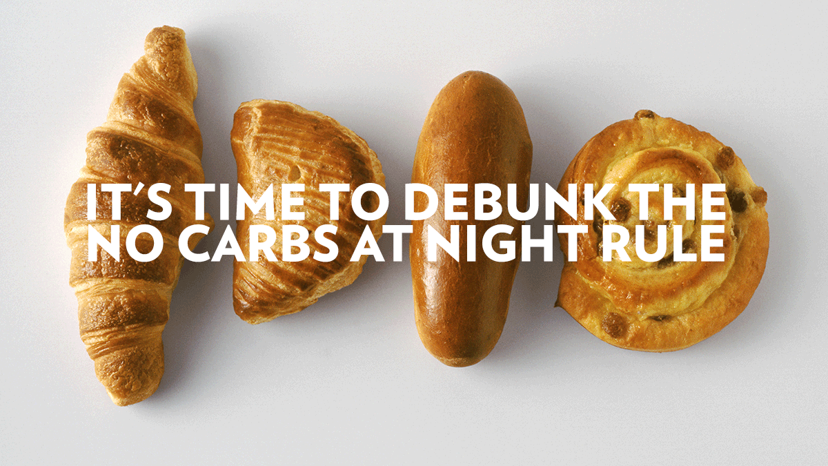 Image of Bodyrock blog article - It's Time to Debunk the No Carbs at Night Rule