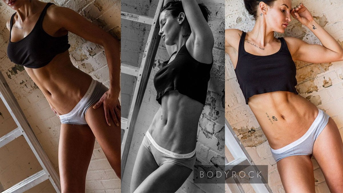 Image of Bodyrock blog article - 4 Easy Tips For Losing Belly Fat