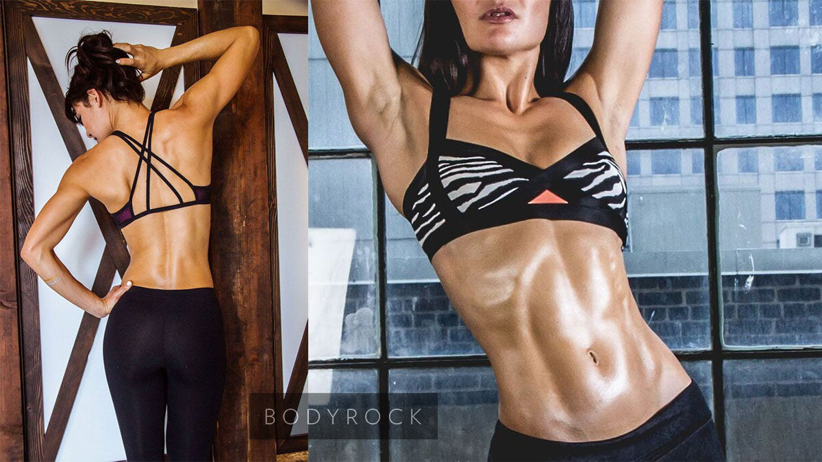 Natural and Fit Female Bodies