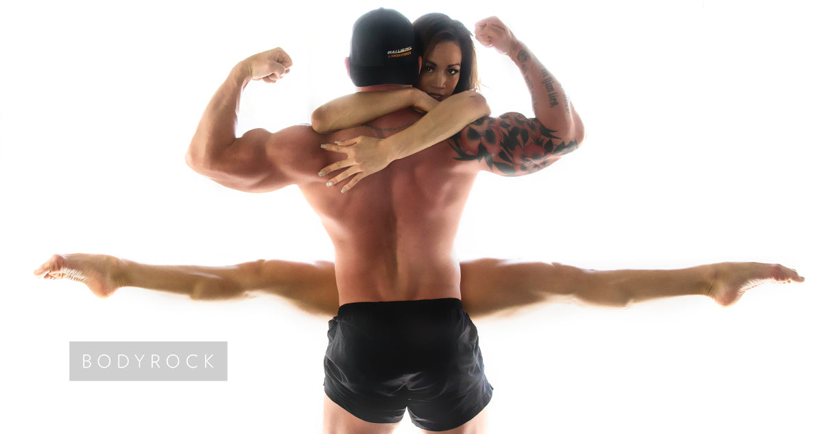 bodybuilder sex position