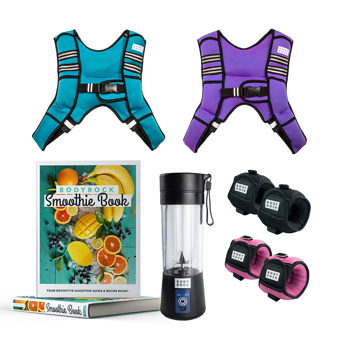 BOGO Vests Plus Blender!