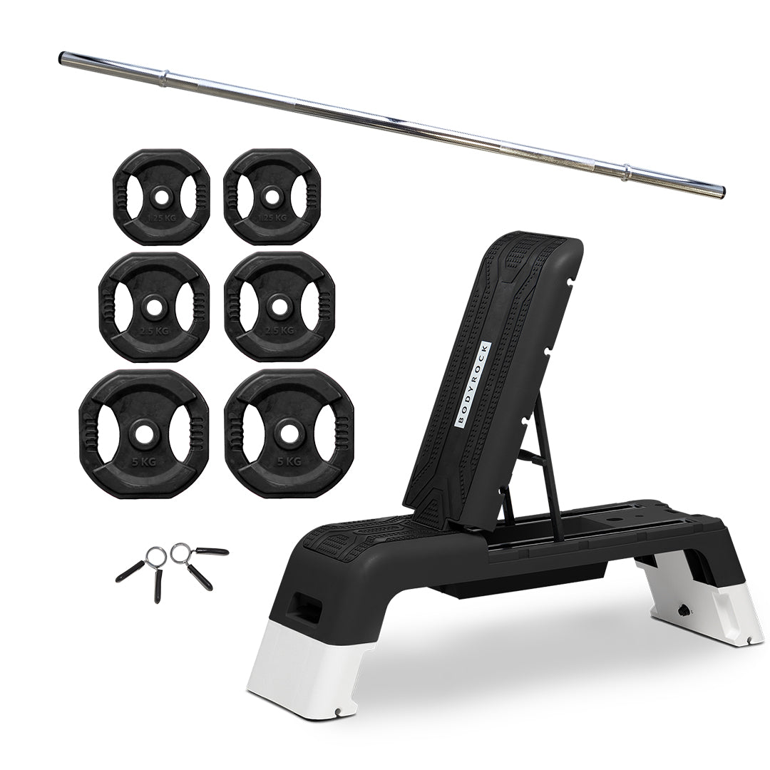 Bench & Bar Bundle