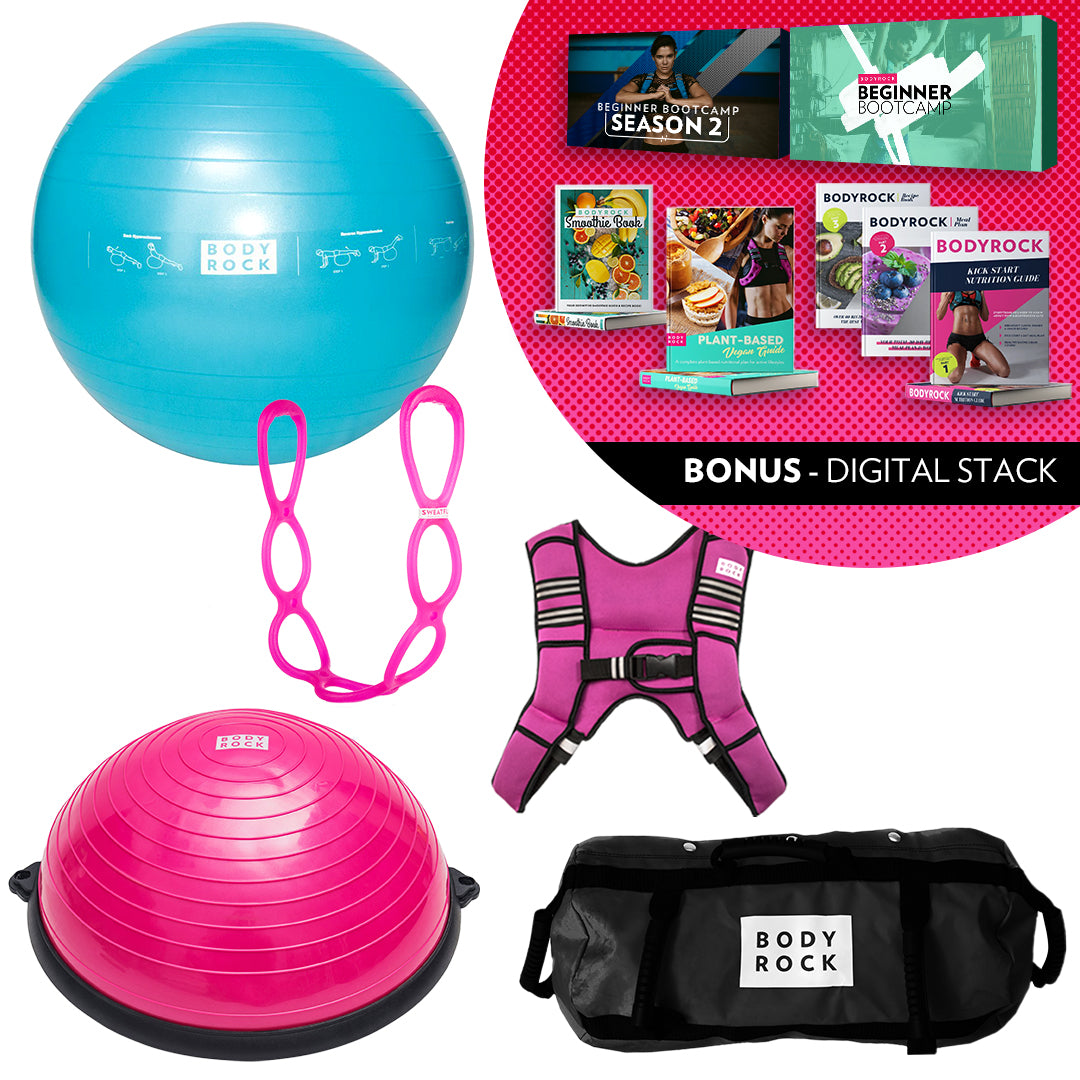 Booty & Abs Bundle