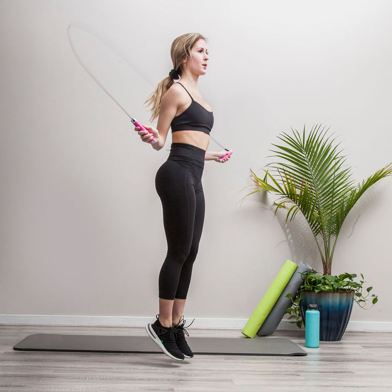 Image of BodyRock Weighted Speed Rope [variant_title] by BodyRock.Tv