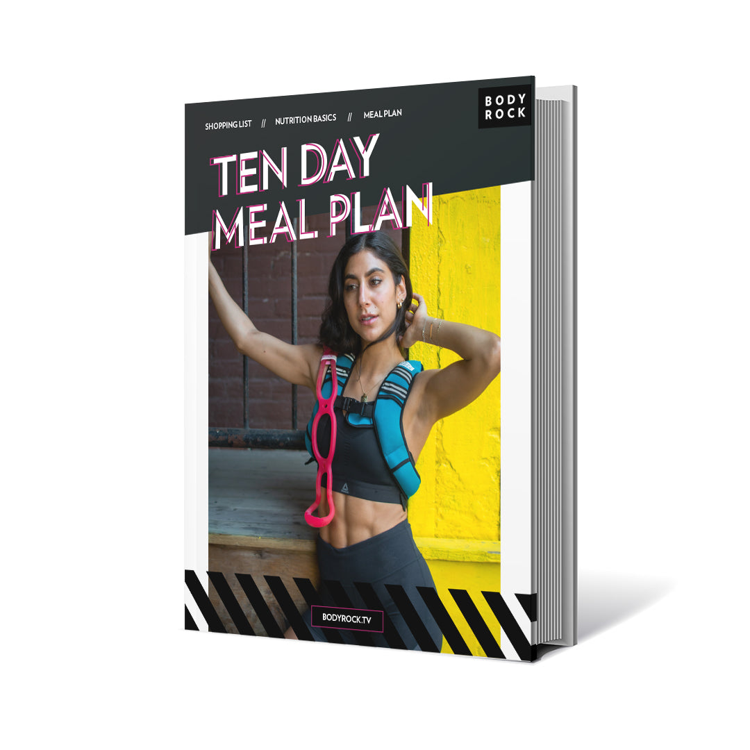 10 Day Meal Plan