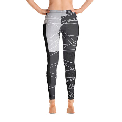 Image of BodyRock Women's BodyRock Leggings XS by BodyRock.Tv